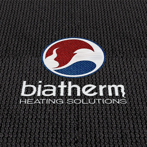 biatherm LOGO cloth patch thumb - Uroboros Design